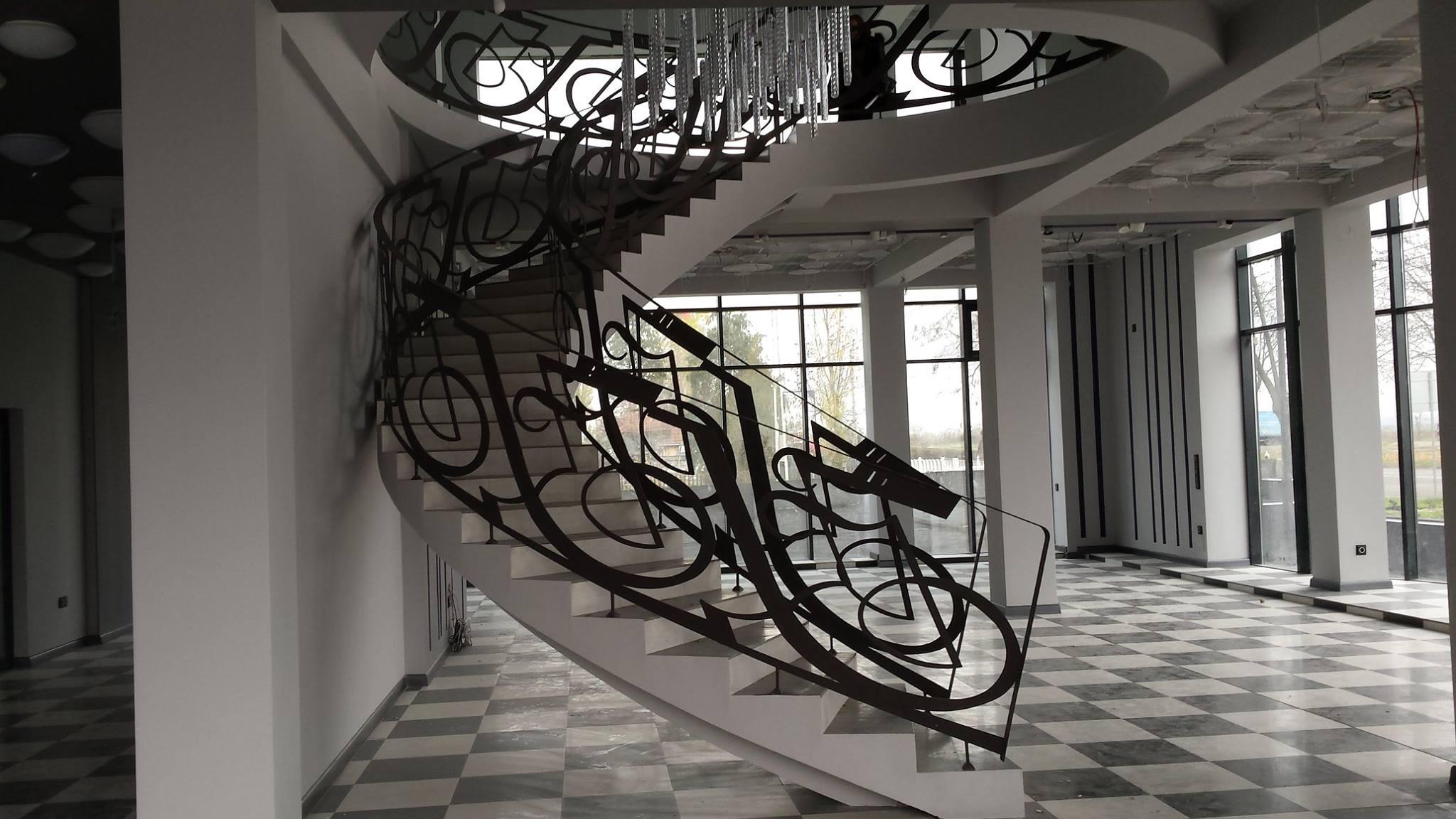 proiectare in constructii Showroom Neon Satu Mare
