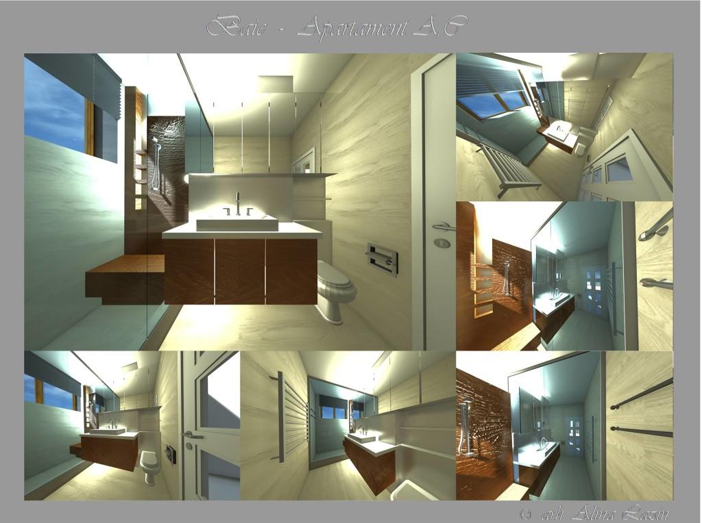 Design interior Casa Moderna Satu Mare